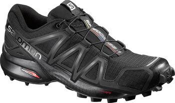 Salomon Speedcross 4 Traillaufschuhe Damen schwarz