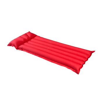 Royalbeach Gewebe Liegematratze rot